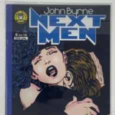 Cómics: CÓMICS NEXT MEN Nº9 JOHN BYRNE NORMA EDITORIAL 1993.. Lote 181359425