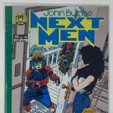 Cómics: CÓMICS NEXT MEN Nº10 JOHN BYRNE NORMA EDITORIAL 1993.. Lote 181359480