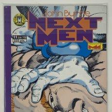 Cómics: CÓMICS NEXT MEN Nº11 JOHN BYRNE NORMA EDITORIAL 1993.. Lote 181359545