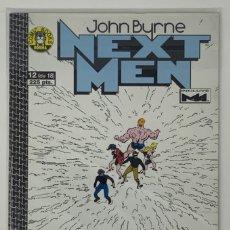 Cómics: CÓMICS NEXT MEN Nº12 JOHN BYRNE NORMA EDITORIAL 1993.. Lote 181359598