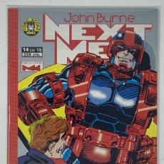 Cómics: CÓMICS NEXT MEN Nº14 JOHN BYRNE NORMA EDITORIAL 1993.. Lote 181359736