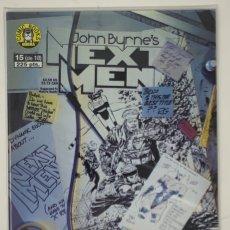 Cómics: CÓMICS NEXT MEN Nº15 JOHN BYRNE NORMA EDITORIAL 1993.. Lote 181359781