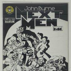 Cómics: CÓMICS NEXT MEN Nº17 JOHN BYRNE NORMA EDITORIAL 1993.. Lote 181359893