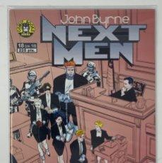 Cómics: CÓMICS NEXT MEN Nº18 JOHN BYRNE NORMA EDITORIAL 1993.. Lote 181361072