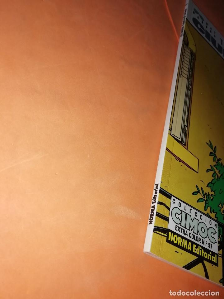 Cómics: TED BENOIT. CIUDAD LUZ. CIMOC EXTRA COLOR Nº 97 . BUEN ESTADO. - Foto 2 - 181457943