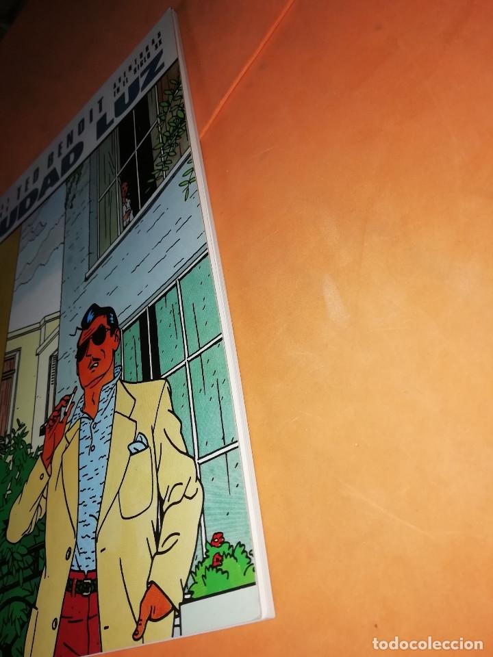 Cómics: TED BENOIT. CIUDAD LUZ. CIMOC EXTRA COLOR Nº 97 . BUEN ESTADO. - Foto 3 - 181457943