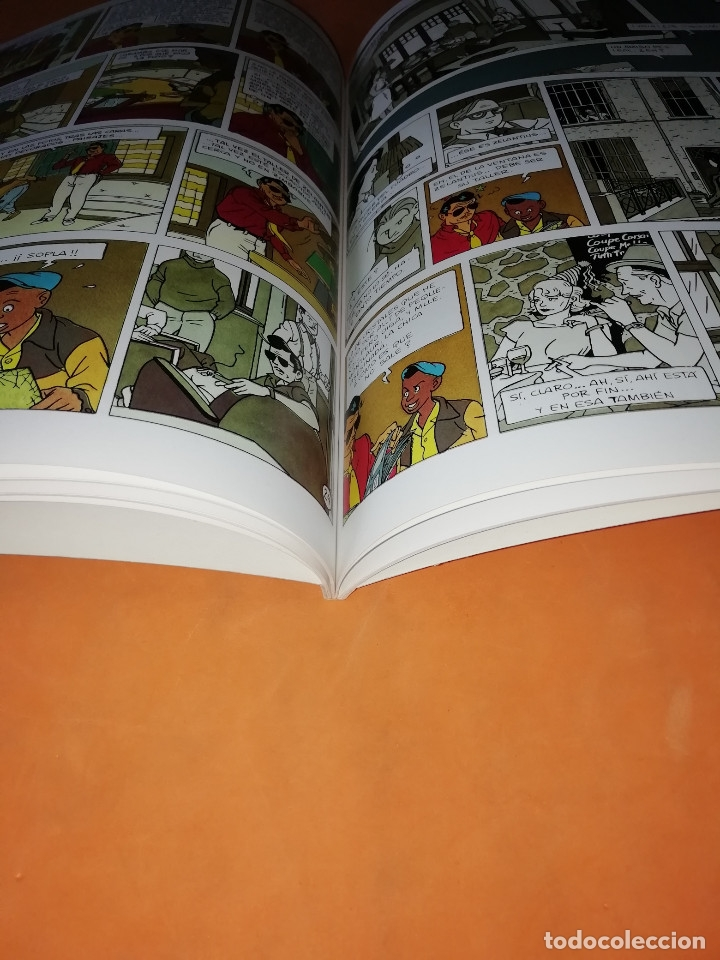 Cómics: TED BENOIT. CIUDAD LUZ. CIMOC EXTRA COLOR Nº 97 . BUEN ESTADO. - Foto 5 - 181457943