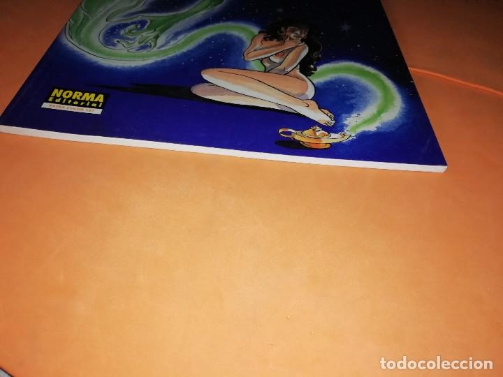 Cómics: LAS MIL Y UNA NOCHES. ERIC MALTAINE. NORMA EDITORIAL EXTRA COLOR 187. BUEN ESTADO - Foto 3 - 181493832
