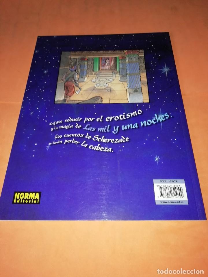 Cómics: LAS MIL Y UNA NOCHES. ERIC MALTAINE. NORMA EDITORIAL EXTRA COLOR 187. BUEN ESTADO - Foto 4 - 181493832