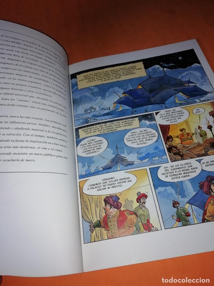Cómics: LAS MIL Y UNA NOCHES. ERIC MALTAINE. NORMA EDITORIAL EXTRA COLOR 187. BUEN ESTADO - Foto 5 - 181493832