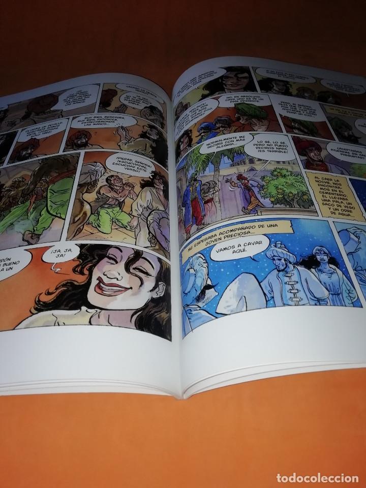 Cómics: LAS MIL Y UNA NOCHES. ERIC MALTAINE. NORMA EDITORIAL EXTRA COLOR 187. BUEN ESTADO - Foto 6 - 181493832