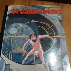 Cómics: COMIC LA GUERRA DE LOS DIOSES,DE ANDREU MARTIN Y THA. Lote 204502976
