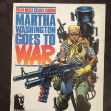 Cómics: MARTHA WASHINGTON GOES TO WAR N.1 . FRANK MILLER DAVE GIBBONS . ( 1995 ) .. Lote 181693132