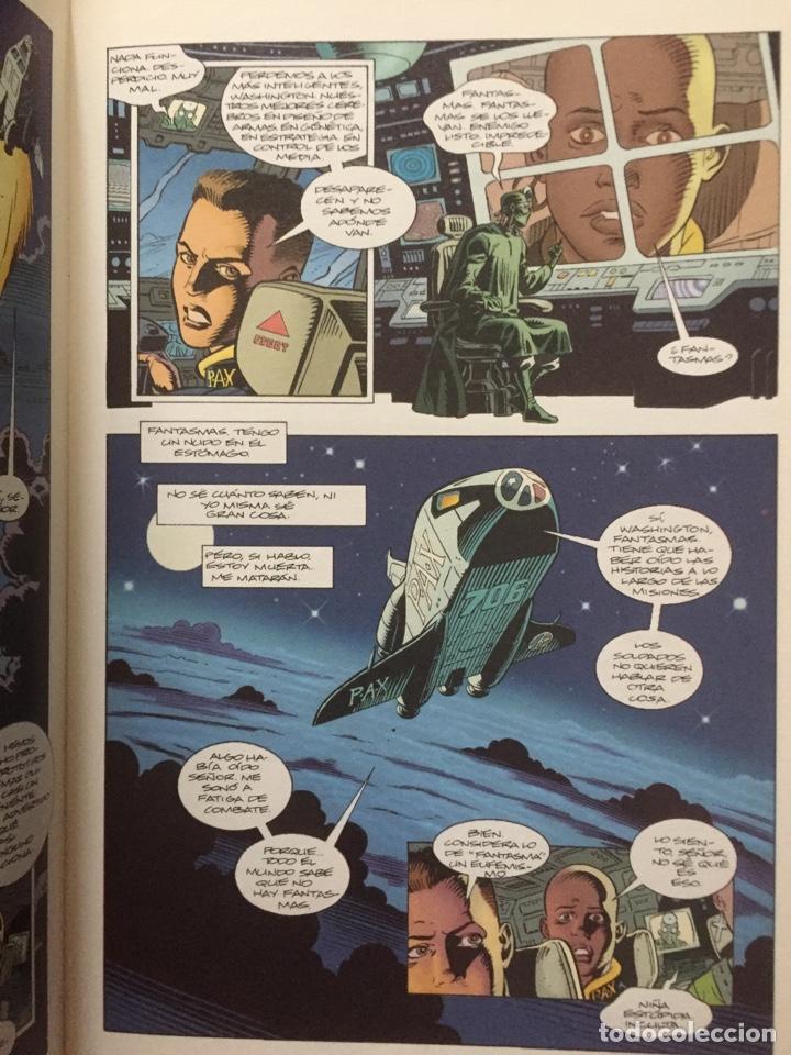 Cómics: MARTHA WASHINGTON GOES TO WAR . FRANK MILLER DAVE GIBBONS . N.2 . ( 1995 ) . - Foto 3 - 181693771