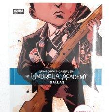 Fumetti: THE UMBRELLA ACADEMY 2. DALLAS - GERARD WAY, GABRIEL BÁ - NORMA EDITORIAL. Lote 181709727