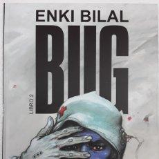 Cómics: BUG 2 - ENKI BILAL - NORMA EDITORIAL. Lote 181715427