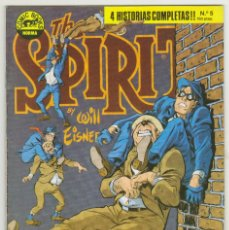 Cómics: THE SPIRIT - BY WILL EISNER - 4 HISTORIAS COMPLETAS - NÚMERO 5 - PERFECTO ESTADO. Lote 181801766