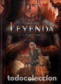 LEYENDA Nº 1 EL NIÑO LOBO (SWOLFS) NORMA - BUEN ESTADO - OFI15T (Tebeos y Comics - Norma - Comic Europeo)