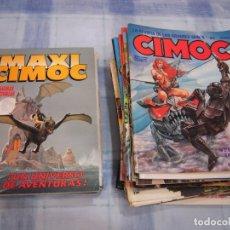 Cómics: LOTE DE 36 CIMOC FOTOS DE TODOS. Lote 181947335