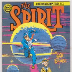 Cómics: THE SPIRIT - BY WILL EISNER - 4 HISTORIAS COMPLETAS - NÚMERO 8 - PERFECTO ESTADO. Lote 181950186