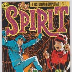 Cómics: THE SPIRIT - BY WILL EISNER - 4 HISTORIAS COMPLETAS - NÚMERO 14 - PERFECTO ESTADO. Lote 181952513