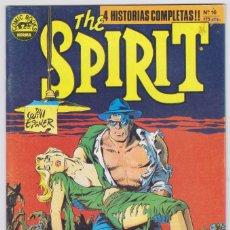 Cómics: THE SPIRIT - BY WILL EISNER - 4 HISTORIAS COMPLETAS - NÚMERO 16 - MUY BUEN ESTADO. Lote 181953187