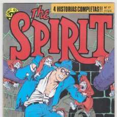 Cómics: THE SPIRIT - BY WILL EISNER - 4 HISTORIAS COMPLETAS - NÚMERO 17 - PERFECTO ESTADO. Lote 181953582