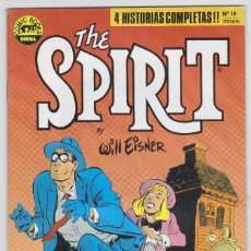 Cómics: THE SPIRIT - BY WILL EISNER - 4 HISTORIAS COMPLETAS - NÚMERO 18 - PERFECTO ESTADO. Lote 181953981