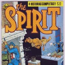 Cómics: THE SPIRIT - BY WILL EISNER - 4 HISTORIAS COMPLETAS - NÚMERO 24 - PERFECTO ESTADO. Lote 181955713