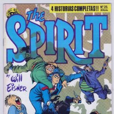 Cómics: THE SPIRIT - BY WILL EISNER - 4 HISTORIAS COMPLETAS - NÚMERO 25 - PERFECTO ESTADO. Lote 181955926
