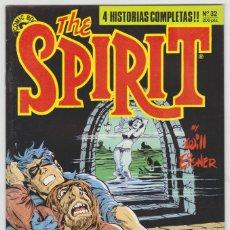 Cómics: THE SPIRIT - BY WILL EISNER - 4 HISTORIAS COMPLETAS - NÚMERO 32 - PERFECTO ESTADO. Lote 181957982