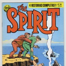 Cómics: THE SPIRIT - BY WILL EISNER - 4 HISTORIAS COMPLETAS - NÚMERO 36 - PERFECTO ESTADO. Lote 181958762