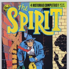 Cómics: THE SPIRIT - BY WILL EISNER - 4 HISTORIAS COMPLETAS - NÚMERO 37 - PERFECTO ESTADO. Lote 181958937
