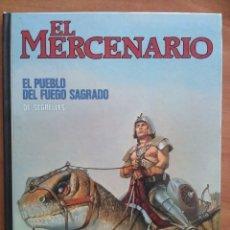 Cómics: EL MERCENARIO - SEGRELLES - Nº 1 EL PUEBLO DEL FUEGO SAGRADO. Lote 181978566
