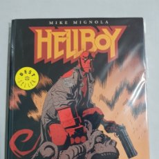 Cómics: HELLBOY BEST SELLERS TOMO NORMA ESTADO MUY BUENO NEGOCIABLE. Lote 182006330