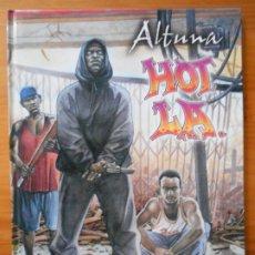 Cómics: HOT L.A. - HORACIO ALTUNA - TAPA DURA - NORMA EDITORIAL (HL). Lote 182029568