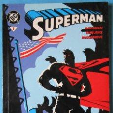 Cómics: SUPERMAN TOMO 1 - DC NORMA 2002 ''BUEN ESTADO''. Lote 182036240