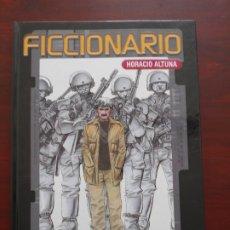 Cómics: FICCIONARIO - HORACIO ALTUNA - NORMA - TAPA DURA (CH). Lote 182162363