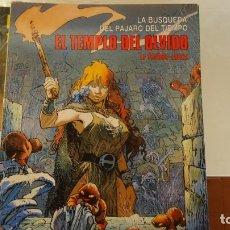 Cómics: LA BUSQUEDA DEL PAJARO DEL TIEMPO. Lote 182274398