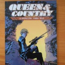 Comics: QUEEN & COUNTRY Nº 8 - OPERACION: PANDA ROJO - GREG RUCKA, CHRIS SAMNEE - NORMA (8C). Lote 182309378
