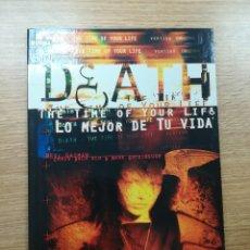 Cómics: DEATH LO MEJOR DE TU VIDA. Lote 182411628