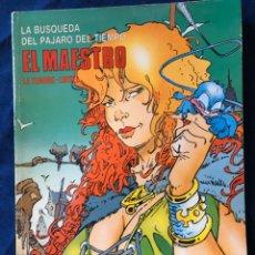 Cómics: EL MAESTRO. Lote 182571883