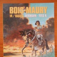 Cómics: BOIS-MAURY Nº 14 - VASSYA - HERMANN, YVES H. - NORMA - EXTRA COLOR Nº 256 (S2). Lote 182588535