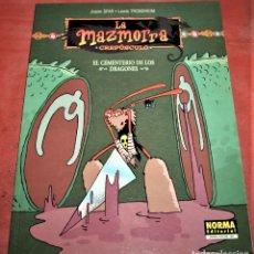 Cómics: LA MAZMORRA - CREPÚSCULO - SFAR/TRONDHEIM - NORMA - 2001. Lote 182728295
