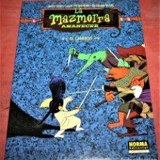 Cómics: LA MAZMORRA - AMANECER - SFAR/TRONDHEIM/BLAIN - NORMA - 2001. Lote 182728375