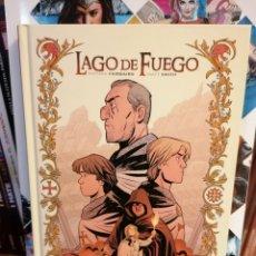Cómics: LAGO DE FUEGO-TOMO ÚNICO-NORMA. Lote 182743420