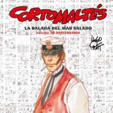 Cómics: BALADA DEL MAR SALADO EDICION 50 ANIVERSARIO. Lote 182759253