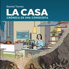 Cómics: LA CASA. CRÓNICA DE UNA CONQUISTA. Lote 182760323