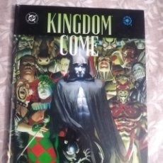 Cómics: KINGDOM COME TAPA DURA. Lote 182798033