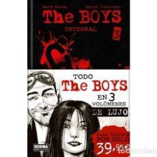 Cómics: THE BOYS INTEGRAL 03 NORMA EDITORIAL. Lote 182826218